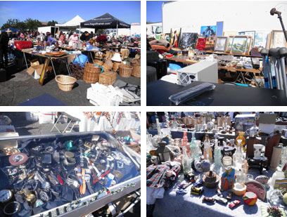 la sports arena swap meet